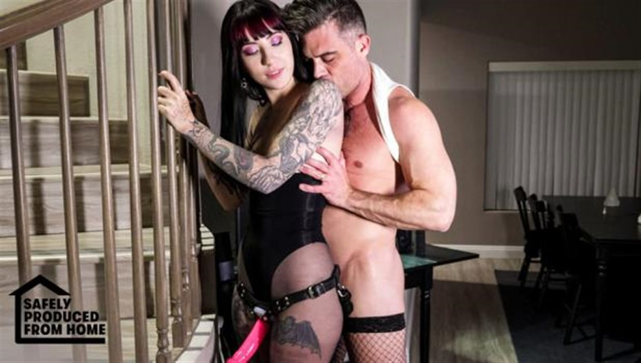 Charlotte Sartre – Anal For Him And Her